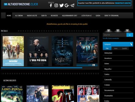 COME VEDRE FILM GRATIS IN STREAMING