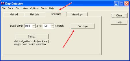 Guida Dup Detector