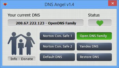 COME TROVARE DNS SICURI