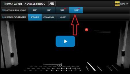 COME SCARICARE I FILM DA ALTA DEFINIZIONE