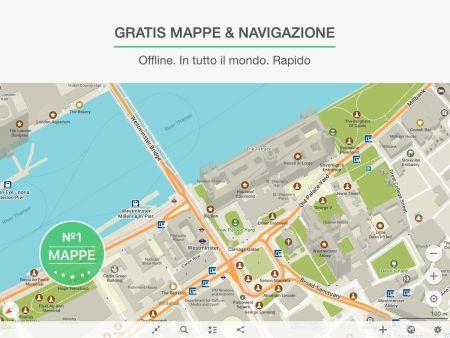 COME AVERE MAPPE E UN NAVIGATORE OFFLINE CON ANDROID