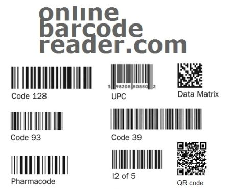COME DECODIFICARE BARCODE E QR CODE ONLINE