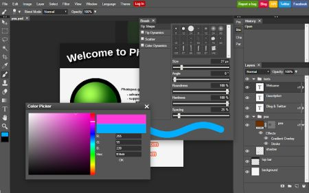DOVE TROVARE UN'ALTERNATIVA A PHOTOSHOP ONLINE