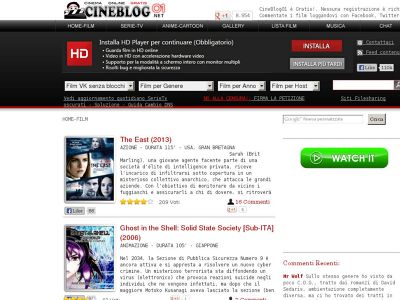 COME VEDERE FILM GRATUITAMENTE IN STREAMING