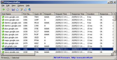 COME MONITORARE IL TRAFFICO DNS DEL VOSTRO PC
