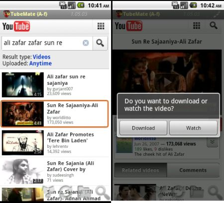COME SCARICARE VIDEO DA YOUTUBE CON ANDROID