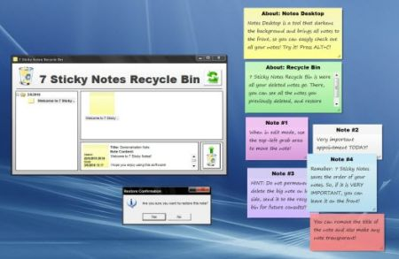 COME SCRIVERE NOTE COLORATE SUL DESKTOP