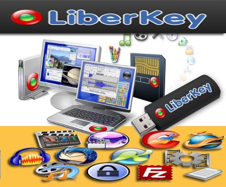 COME AVERE A DISPOSIZIONE SOFTWARE PORTABILE IN UNA USB KEY