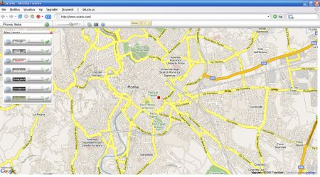 COME SOVRAPPORRE MAPPE ON LINE