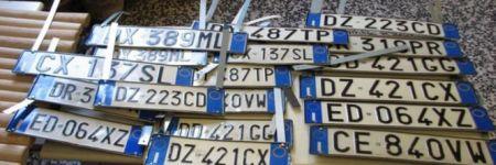 COME AVERE INFORMAZIONI SULLE TARGHE AUTOMOBILISTICHE ITALIANE