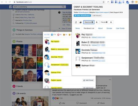 COME AVERE PIU' INFORMAZIONI SUGLI UTENTI DEI SOCIAL NETWORK