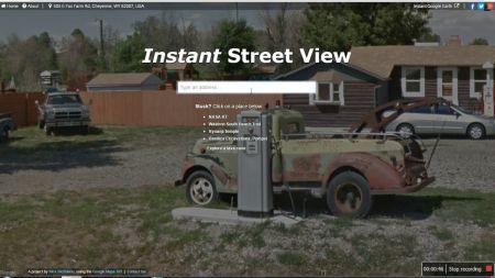 COME VEDERE IMMEDIATAMENTE I LUOGHI SU STREET VIEW