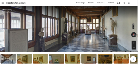 COME VISITARE I MUSEI DEL MONDO DA UNA MAPPA