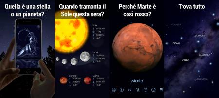 COME SCOPRIRE L'ASTRONIMIA CON LO SMARTPHONE