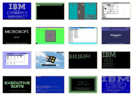 COME USARE VECCHI PROGRAMMI PER PC IBM ONLINE