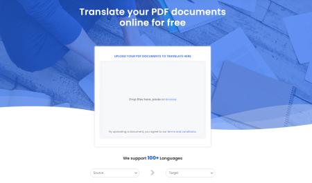 COME TRADURRE UN FILE PDF ONLINE