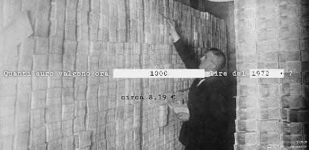 DOVE TROVARE UN CONVERTITORE STORICO LIRA-EURO